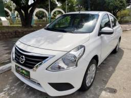Nissan versa 2017 1.6 16v flex s 4p manual