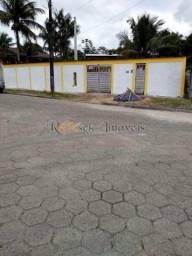 Casa à venda com 3 dormitórios em Umuarama, Itanhaém cod:135