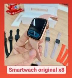 X8 smartwatch completo diversas funções