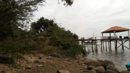 Terreno para Venda com 2.400 m² em Arquipélago na ilha do Grêmio - Porto Alegre