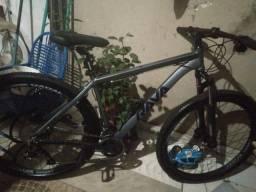 Bike aro 29 freios hidráulicos 20velocidades