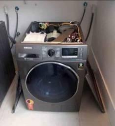 Manutenção/conserto de Lava e Seca