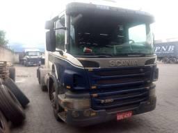 Scania P360 6x2 2012