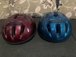 capacetes para bicicleta