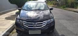 Honda City EX 2013, baixa km.