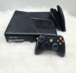 Xbox 360 slim. Parcelo até 12x