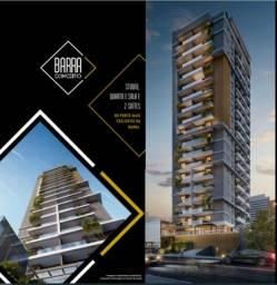 Lançamento/Apartamento Studio no Barra Conceito - Jardim Brasil c/Infra