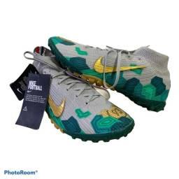 Chuteira Nike Mercurial Superfly 7 Elite Society Mbappe x Bondy