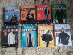 DVD Dr House - Todas as temporadas