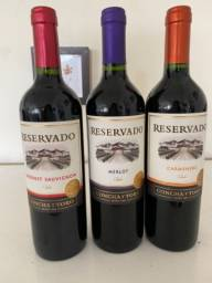 Vinho Reservado ( chileno )