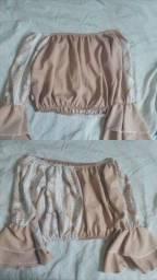 R$5 a R$20 roupas seminovos