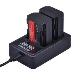 Bateria para câmeras Sony