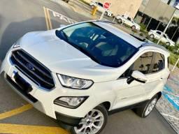 Ford Ecosport 1.5 com 140 cv automático 2020 com garantia de fábrica