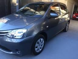 Toyota Etios 1.3 2016 Única Dona