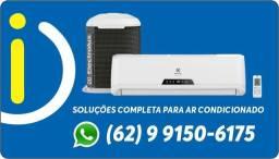 Serviços para ar condicionado