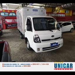 Kia Uk2500 2.5 Branco 2013 Muito Novo