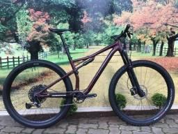 Bicicleta Specialized Epic Comp EVO 2020 Full Suspension _ semi nova