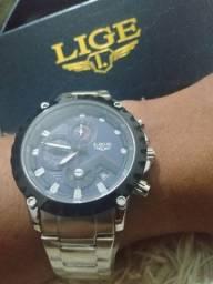 Relógio LIGE novo