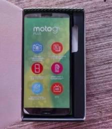 Smartphone Motorola G6 Plus (defeito na saida de som)