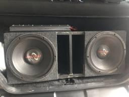 Woofer Hard power 550