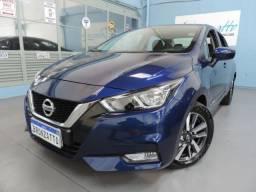 Título do anúncio: Nissan Novo Versa Advance 1.6, Apenas 5.000 Km, Câmbio CVT