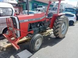 Trator Massey Ferguson 265 ano 1978