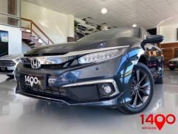 Honda Civic TOURING 1.5T Flex Automático 2019/20 R$ 149.990,00 -17.000KM