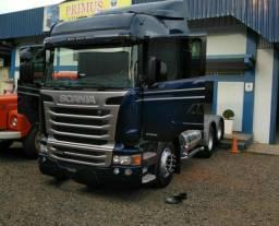 Scania R 440 Streamline 6X2