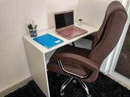 Título do anúncio: Mesa/escrivaninha/ escritório/ computador/ multiuso 100% MDF