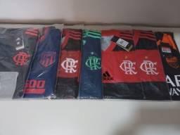 Camisas de Times 1:1 Flamengo, Palmeiras, São Paulo, Vasco, Corinthians, times europeus.