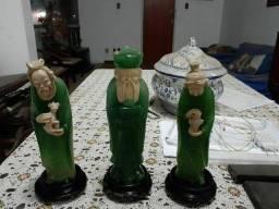 3 peças para decoraçao