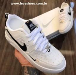 Atacado Tênis Nike Air Force 1 TM Barato