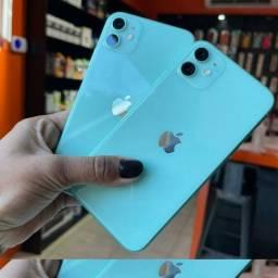 Verde sensação @@@ iPhone 11 de 64 gb. Mostruário ###