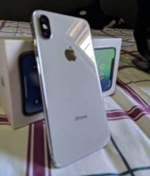 I-PHONE X 256 Gb Branco