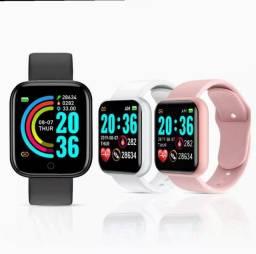 Smartwatch Y68/D20 novo na caixa