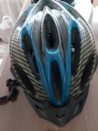 Vendo capacete  de byke