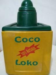 Serpentina para água de coco