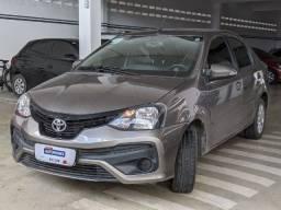 Título do anúncio: Etios 1.5 X Plus Sedan Automático 2020