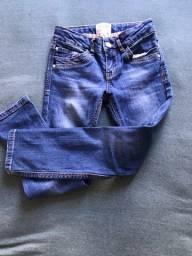 Calça jeans infantil Lilica