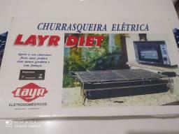 Churrasqueira Layr Diet semi nova (valor negociável)
