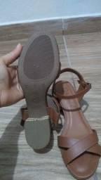 Sapato Bebecê Nunca usado