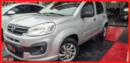 Fiat uno Evo Attractive 1.0 2016 Imperdível Financia 100%