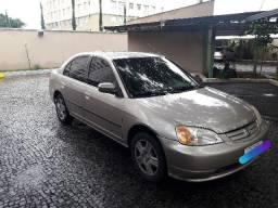 Honda Civic 1.7 16v 2001 LX AT