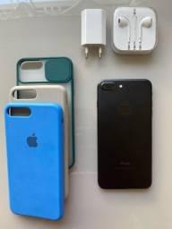 iPhone 7 Plus 256gb. Estado de novo, todos acessórios originais.