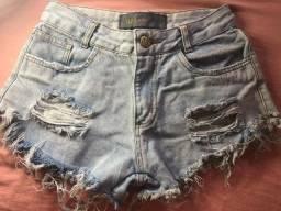 Desapego/ short jeans TLF