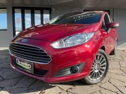New Fiesta 1.6 Titanium 2014