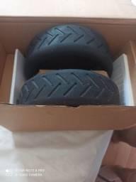 Par de pneu patinete xiaomi m365