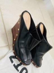 Sandalia mule schutz