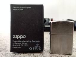 Isqueiro Zippo Original - Aço escovado