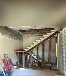 Carpintaria escadas vigas pilares montagem de lajes escoramento zap *  Evandro